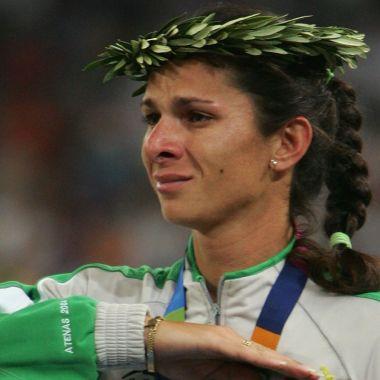 Ana Guevara 400 metros Atenas 2004