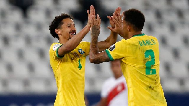 Copa América 2021 brasil final perú semifinal