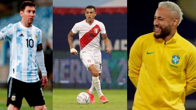 Copa América 2021 11 ideal equipo del torneo