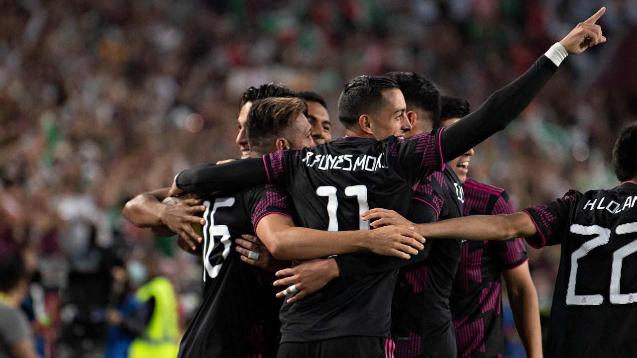 Copa Oro México alineación
