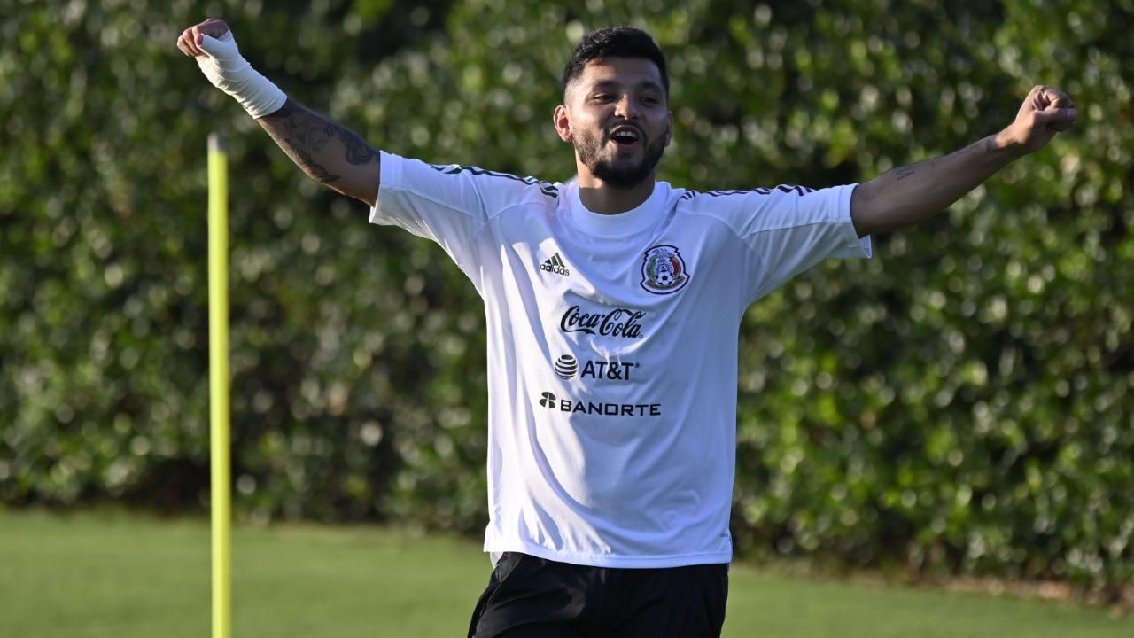 A qué hora juega la Selección Mexicana el salvador copa oro