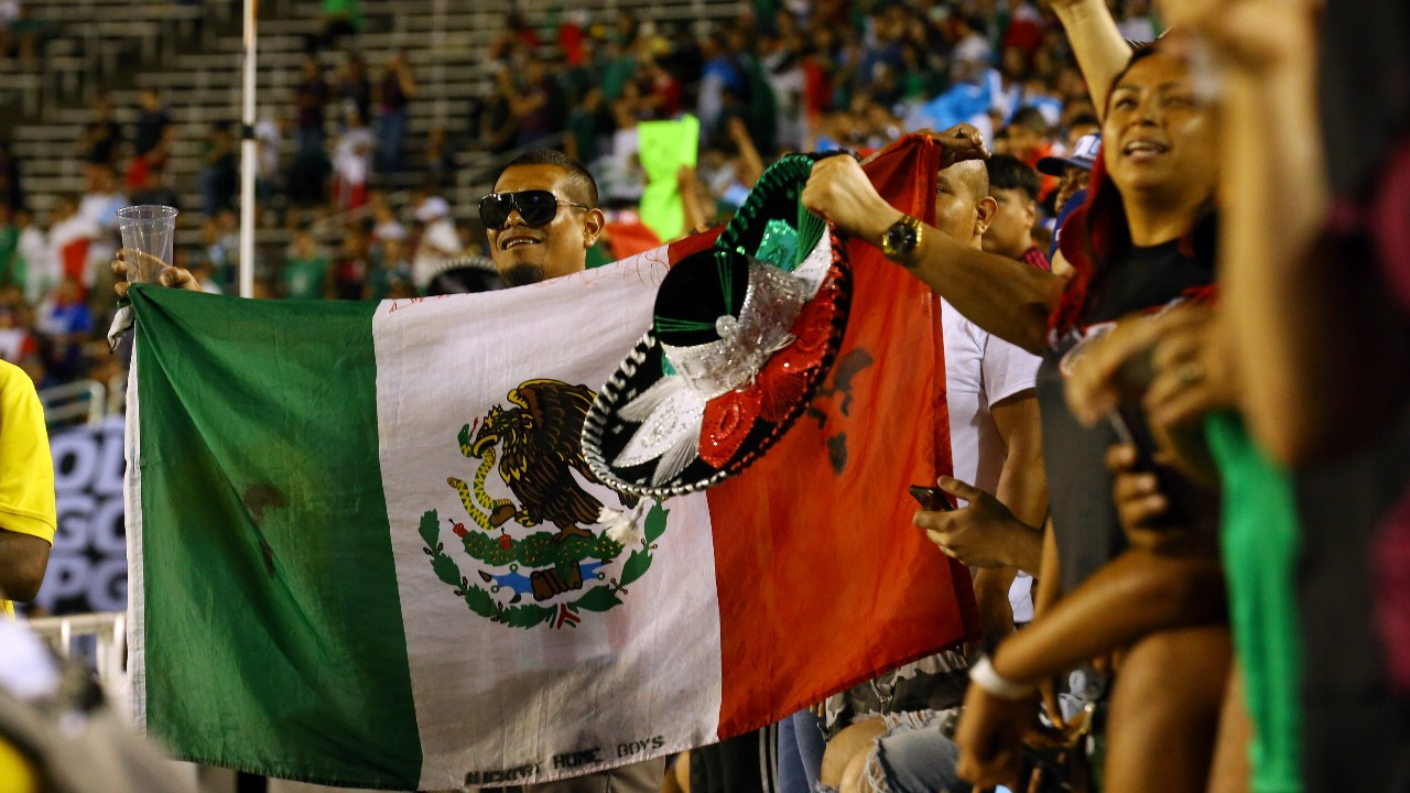 partidos de la Selección Mexicana copa oro 2021