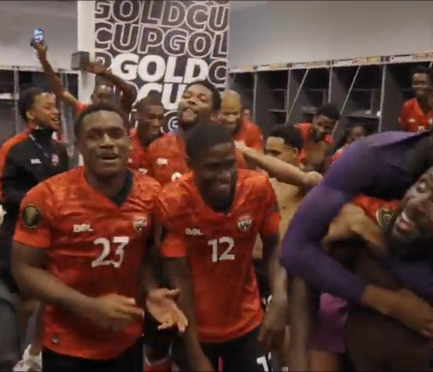 Copa Oro 2021 trinidad y tobago méxico empate
