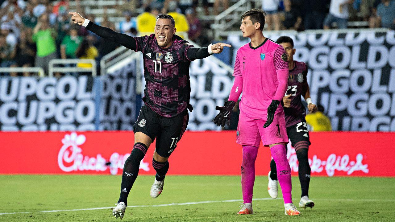 Copa Oro 2021_ Con doblete de Funes Mori, Selección Mexicana gana a Guatemala