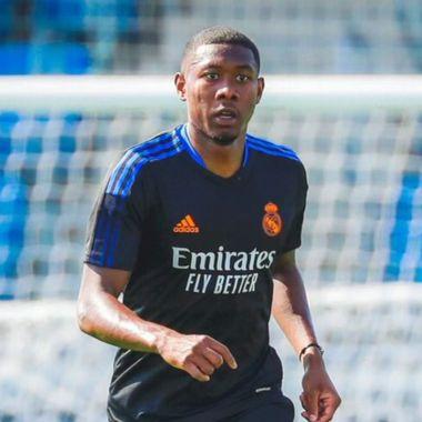 Real Madrid hoy David Alaba