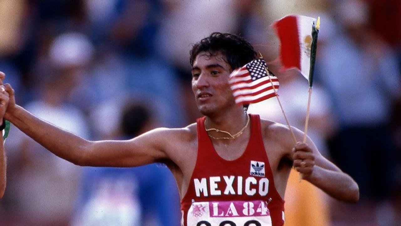 Ernesto Canto medalla oro 1984