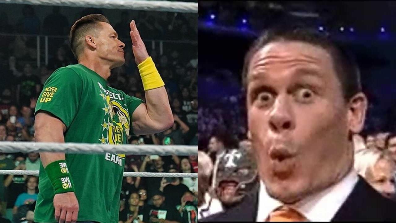 Memes de WWE John Cena regreso
