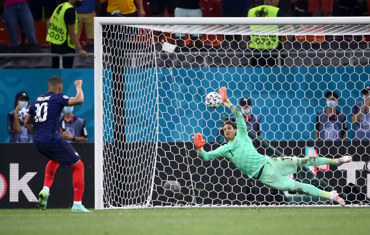 Francia Suiza firmas repetir Eurocopa 2020