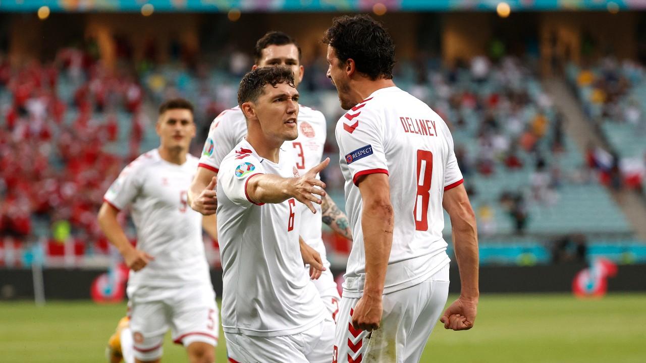 Eurocopa 2020 Dinamarca avanza semifinales