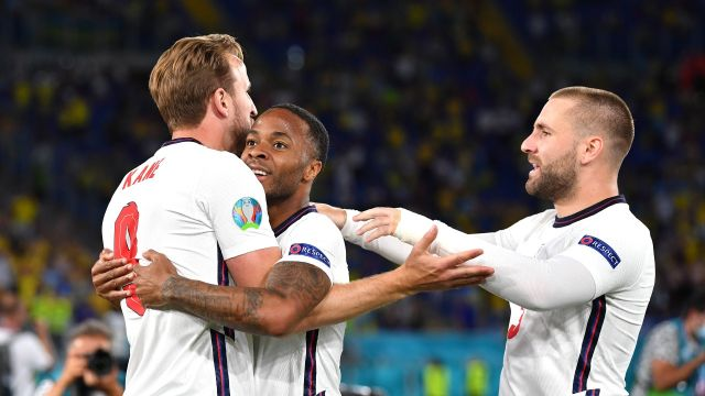 Eurocopa 2020 Inglaterra Ucrania semifinales|