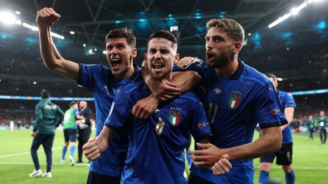 Eurocopa 2020 Italia finalista