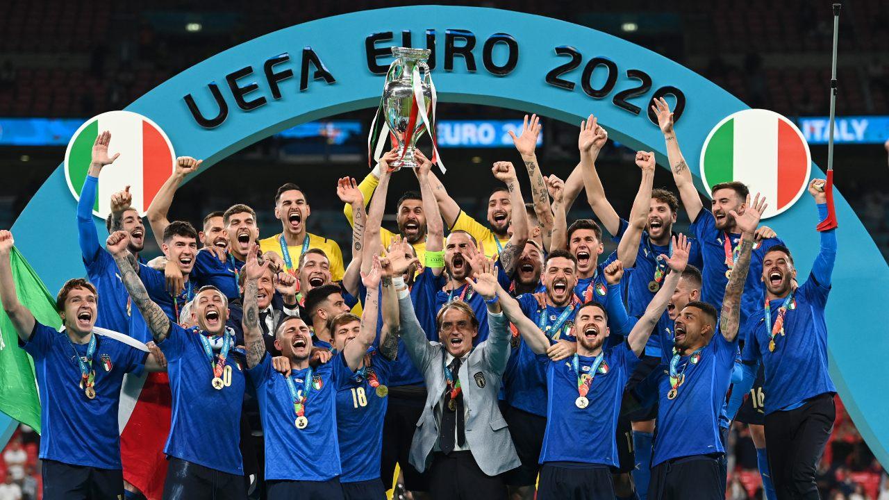 Eurocopa 2020 Italia campeón