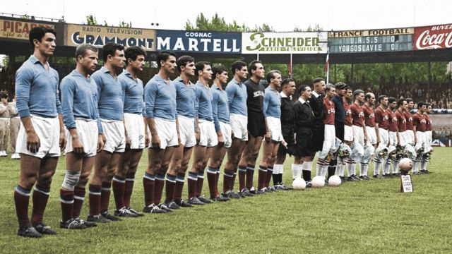 Eurocopa 1960 final Unión Soviética Yugoslavia