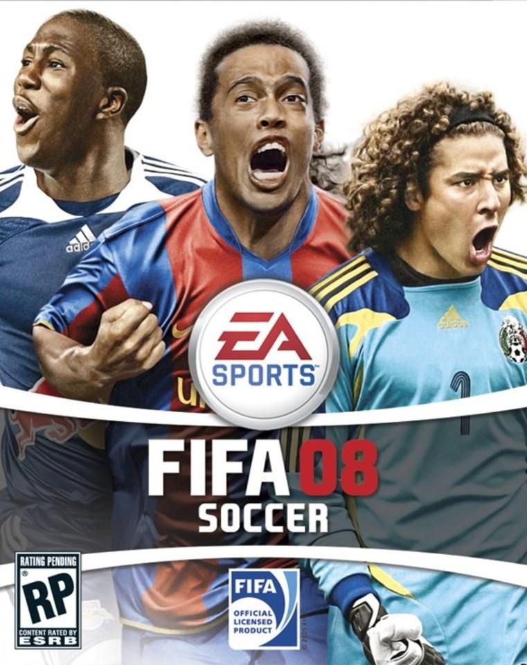 guillermo ochoa fifa Ronaldinho