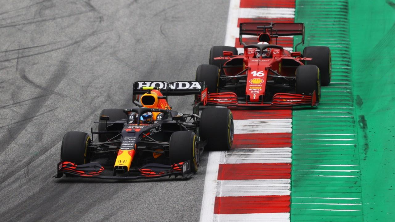Fórmula 1_ Charles Leclerc checo perez gp austria