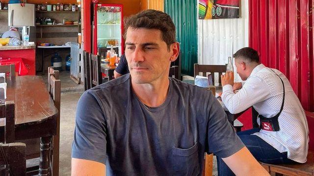 Iker Casillas vacaciones México