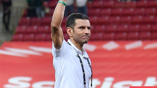 Jaime Lozano Selección Mexicana Olímpica medalla