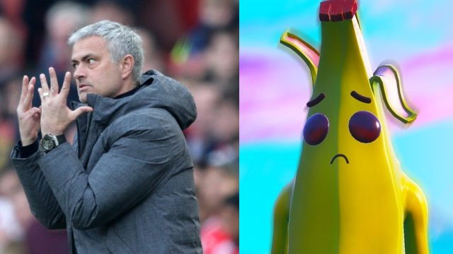 José Mourinho fortnite mierda declaracioens