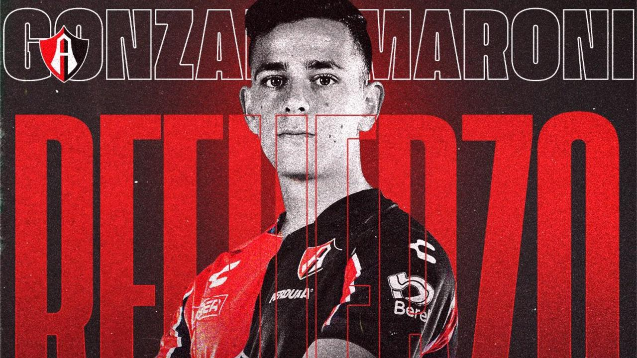 Liga BBVA MX: Atlas anuncia a Gonzalo Maroni como su nuevo refuerzo