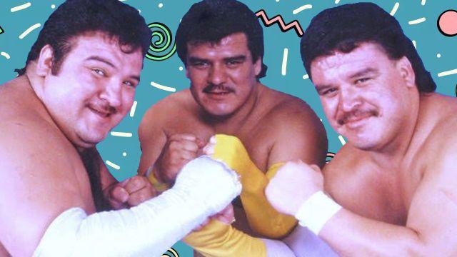 Super Porky Los Brazos Lucha Libre Mexicana