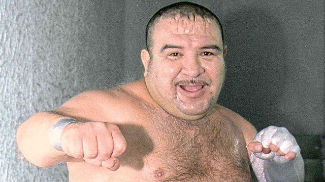 Lucha Libre Mexicana super porky muerte
