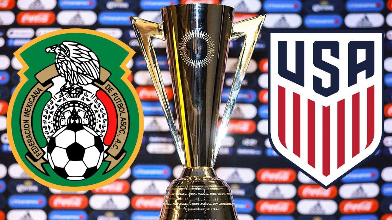 mexico copa oro 2021 final mexico estados unidos