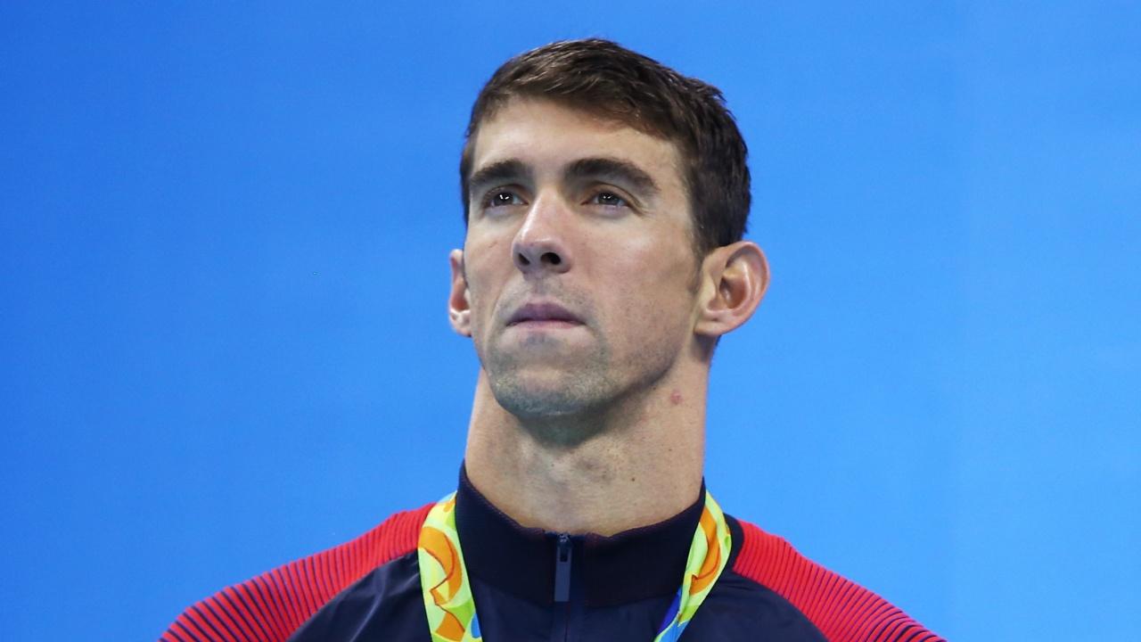 Tokyo 2020 presente Michael Phelps
