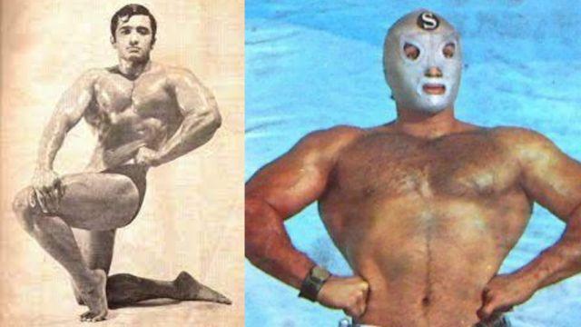 Muere Héctor Pliego, el hombre más joven en ganar Míster México y ser El Santo de la 'S'