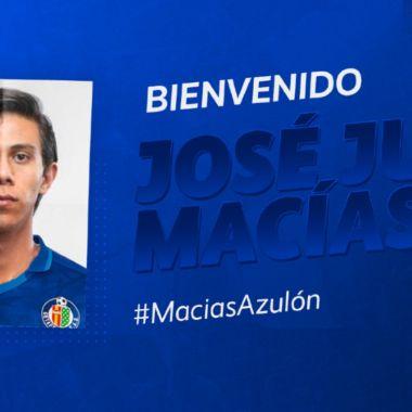 Getafe José Juan Macías