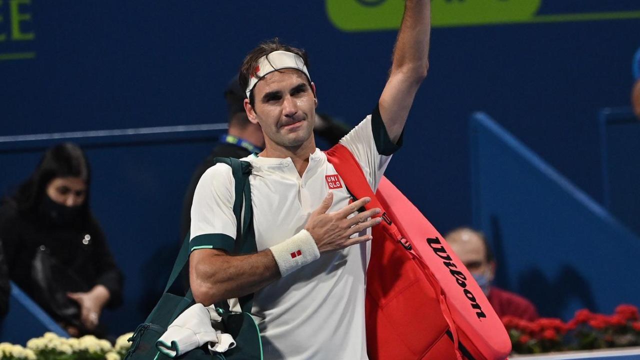 Roger Federer no asiste Tokyo 2020