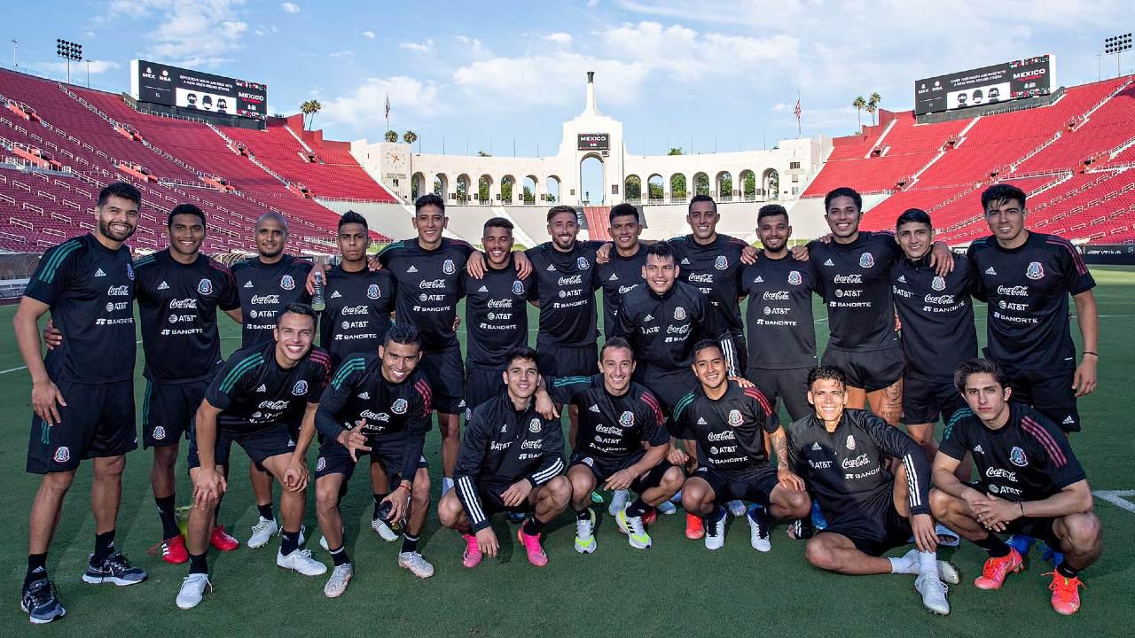Selección Mexicana revela su alineación para enfrentar a Nigeria; Funes Mori será titular