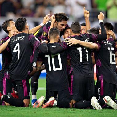 Selección Mexicana: Orbelín Pineda dedica su gol a Jonathan Dos Santos y a su padre Zizinho
