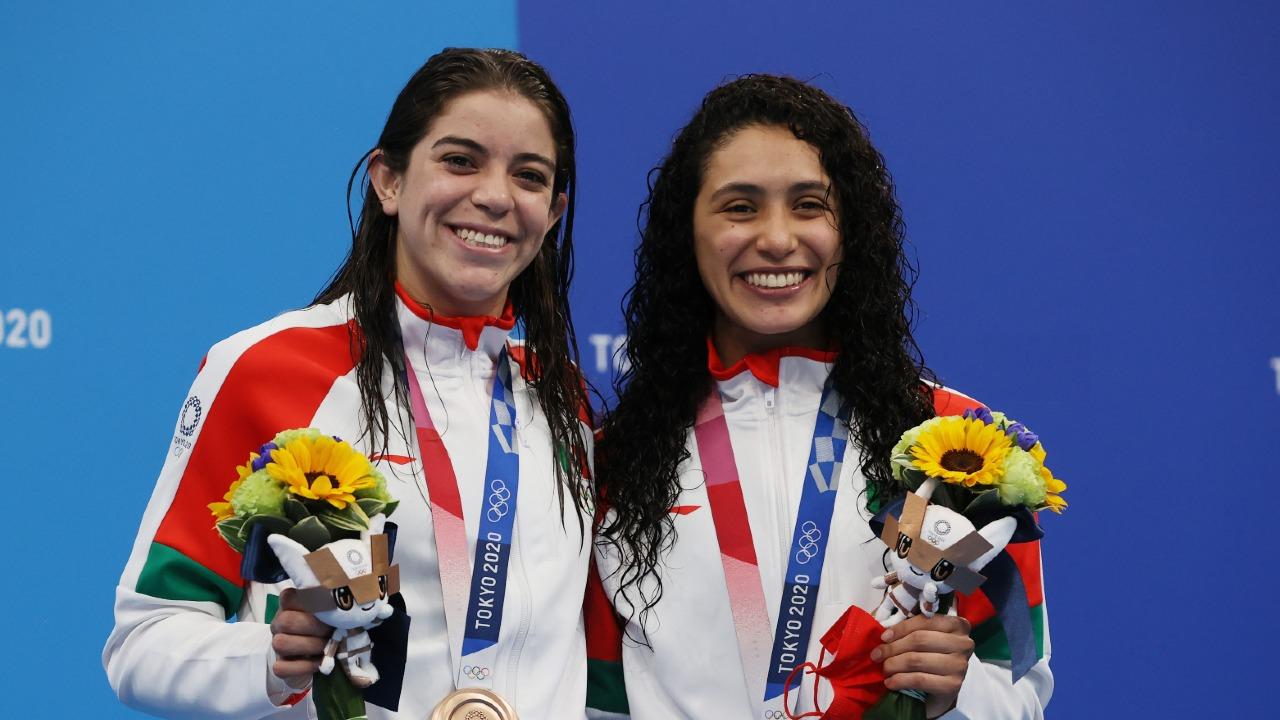 Tokyo 2020 medalla bronce México