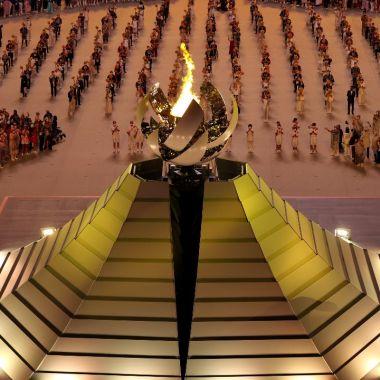 Tokyo 2020 ceremonia inauguración