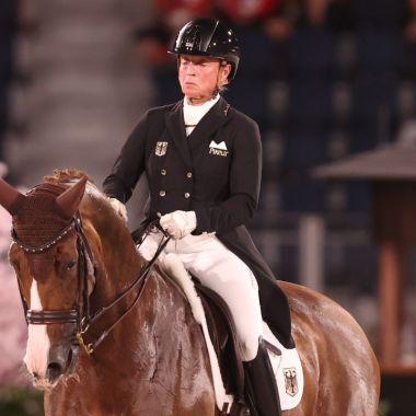 Tokyo 2020 Isabell Werth medalla oro