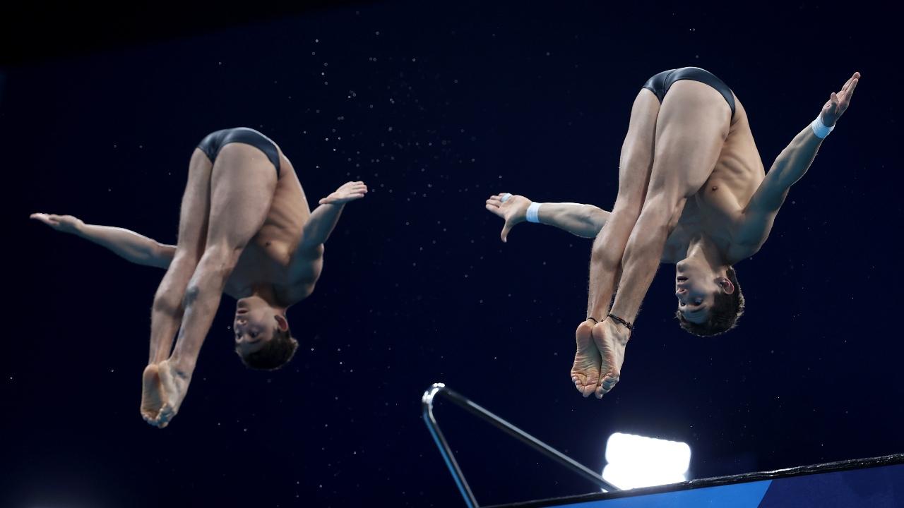 Tokyo 2020: Los mexicanos Kevin Berlín y José Balleza se quedan sin medalla  en clavados sincronizados - Los Pleyers
