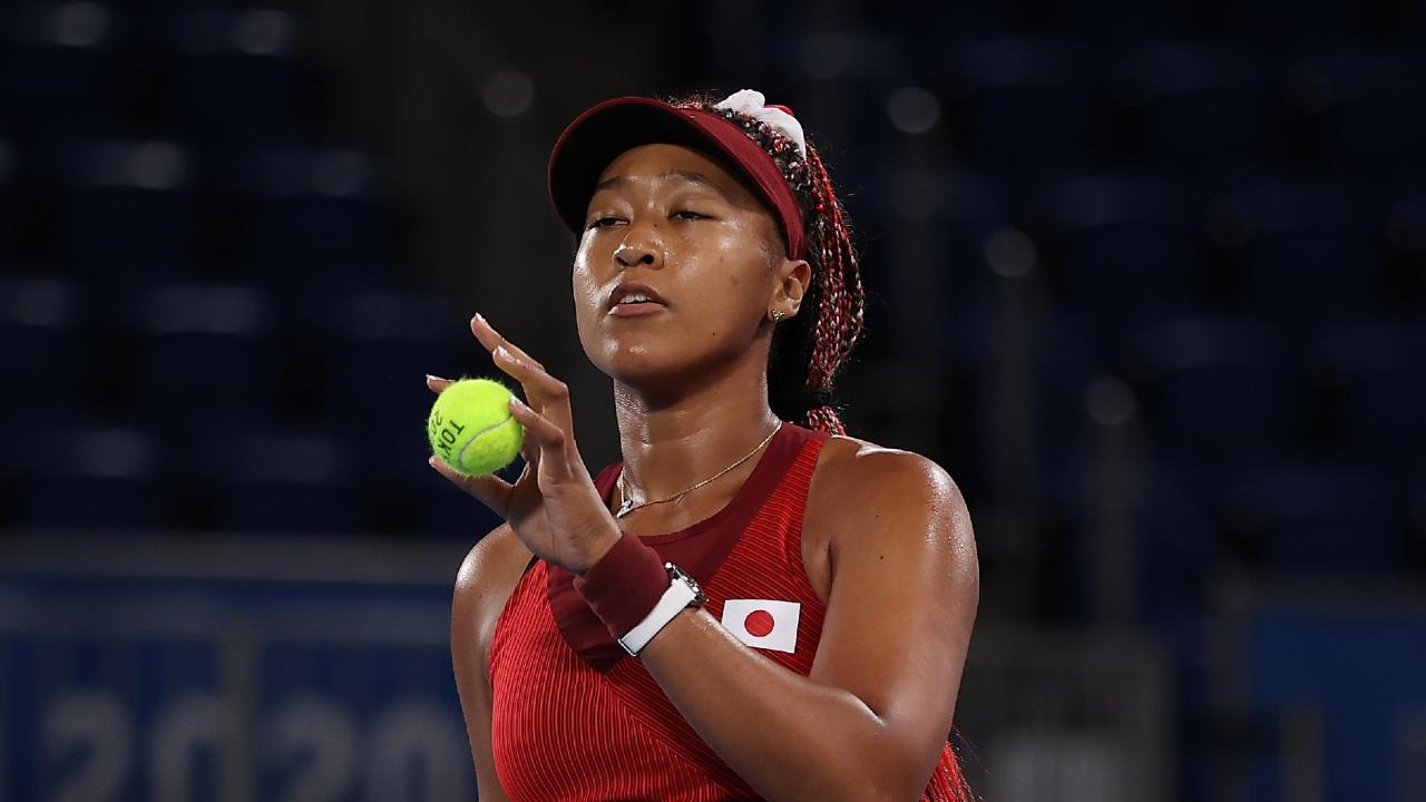 Tokyo 2020 eliminada Naomi Osaka