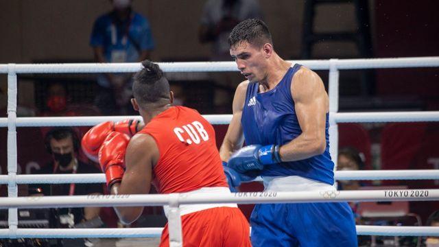 Tokyo 2020 Rogelio Romero boxeo