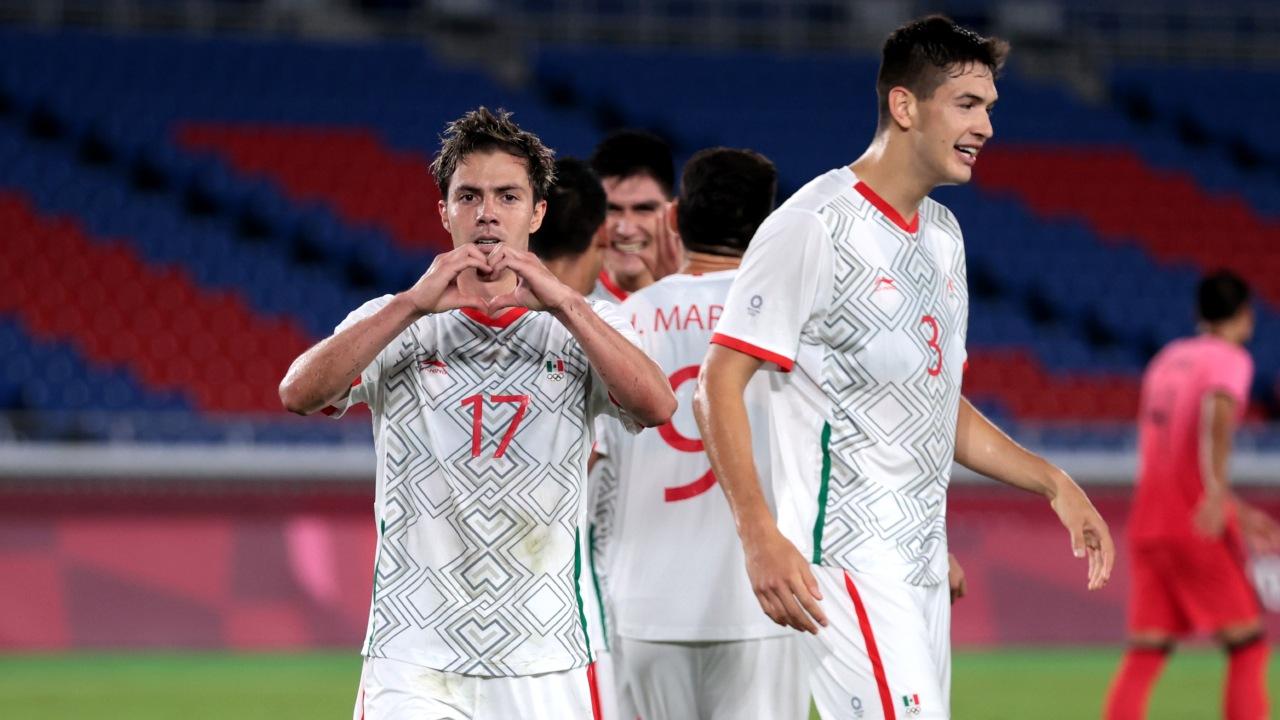Selección Mexicana Olímpica Corea del Sur