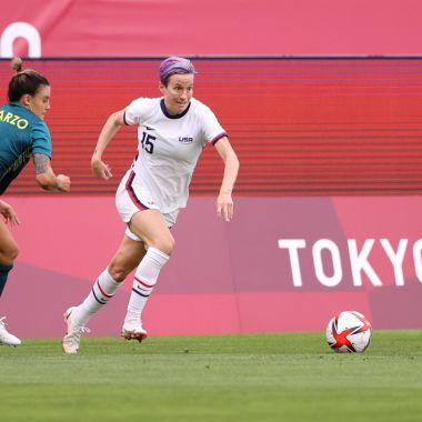 Tokyo 2020 futbol femenil cuartos final