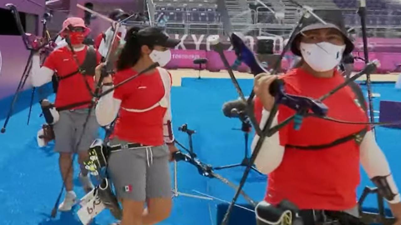 Tokyo 2020: Equipo Mexicano Femenil de Tiro con arco es eliminado por Alemania