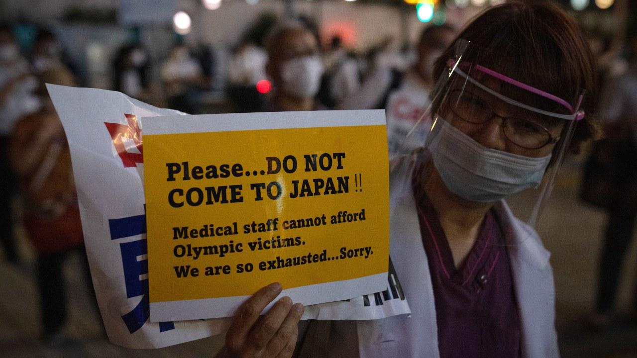 Tokyo 2020: Japón declara nuevo estado de emergencia a solo dos semanas de la inauguración