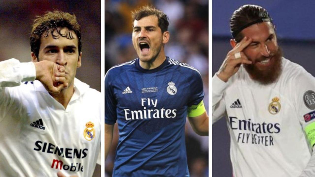 Los mejores jugadores en la historia del Real Madrid