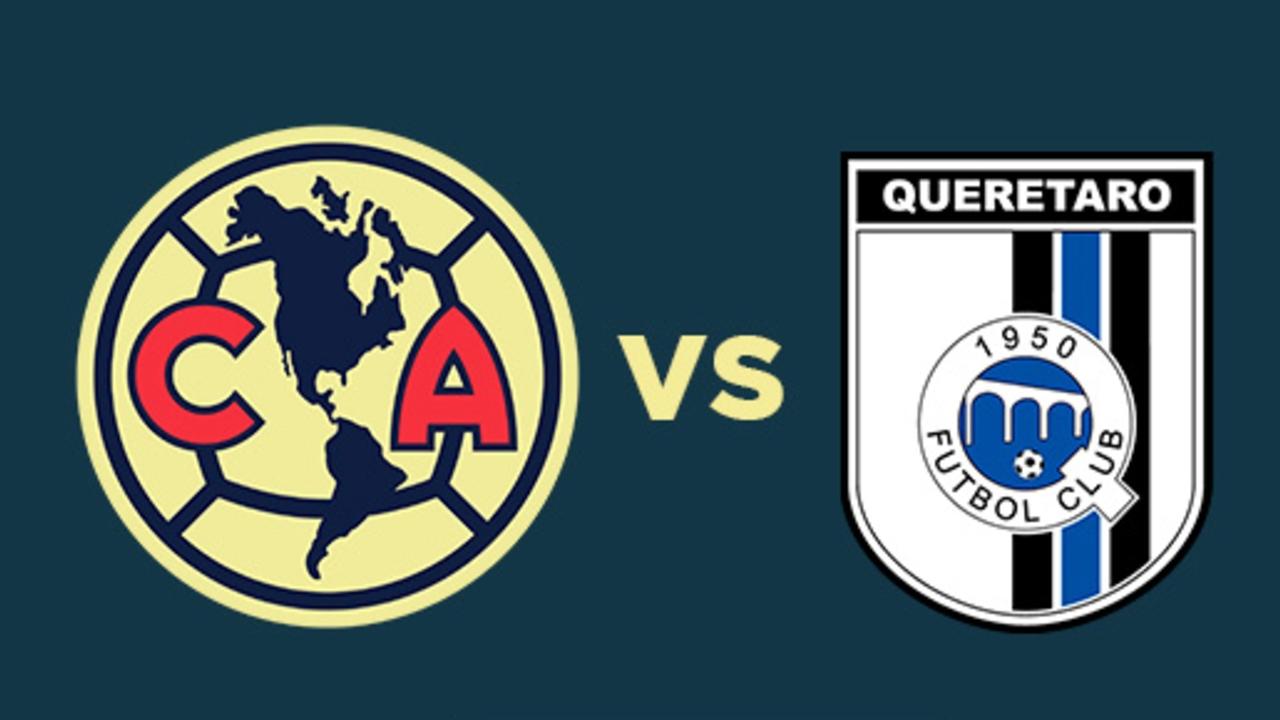 Cuándo juega el América contra Querétaro apertura 2021