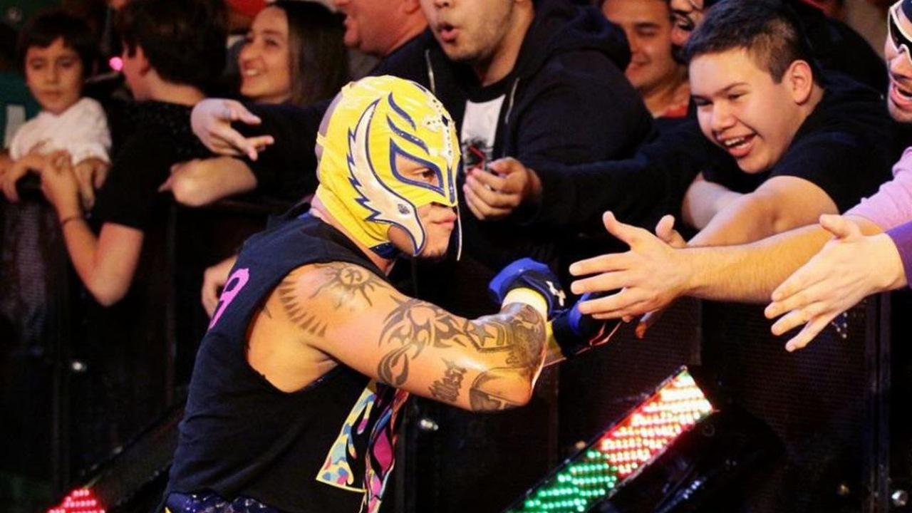 WWE regreso aficionados SmackDown