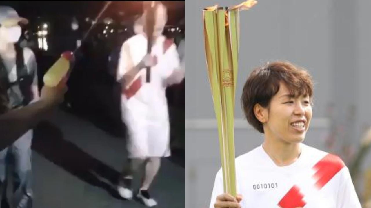 Antorcha Olímpica Tokyo 2020
