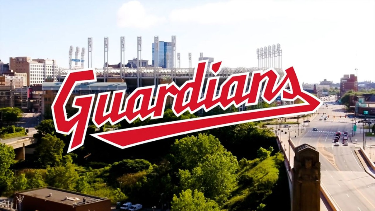 Cleveland Indians Guardians Juegos de la MLB