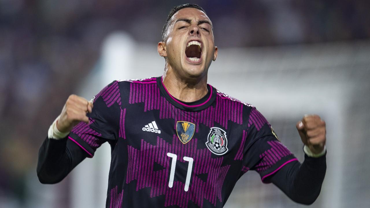 Selección Mexicana Rogelio Funes Mori gol