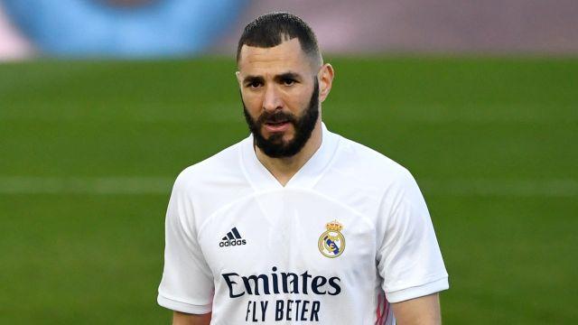 Real Madrid Benzema COVID-19