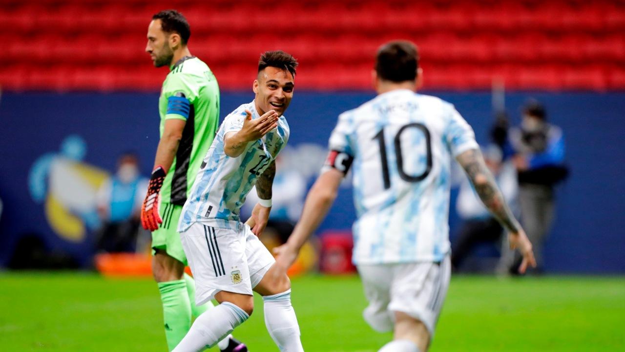 Argentina Colombia copa américa